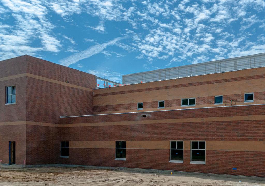 Bronson South Haven Hospital Construction