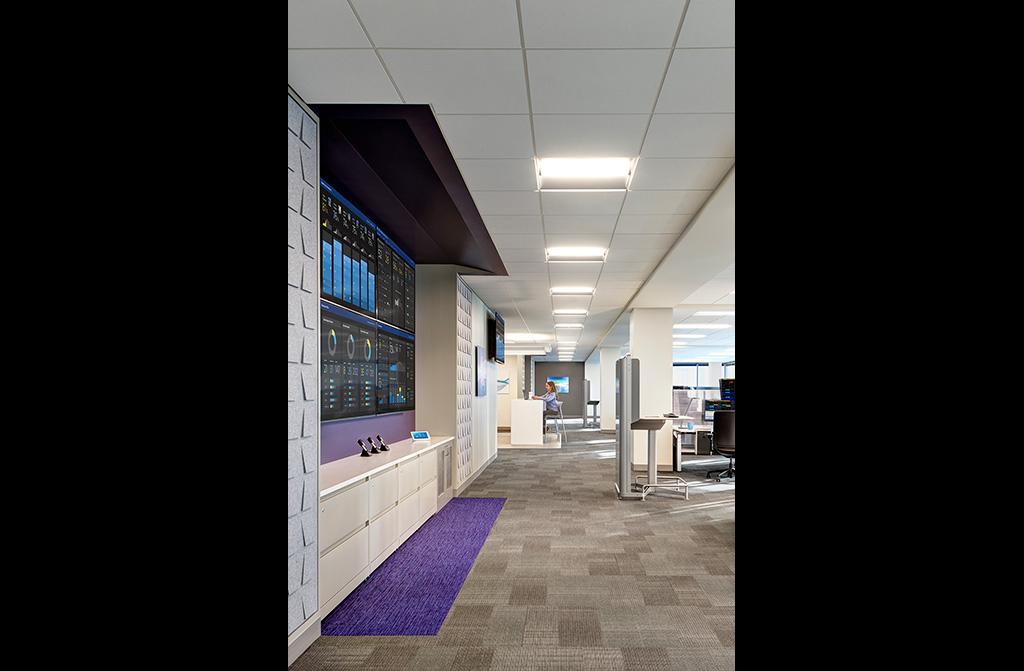 Advocate Aurora Central Telemetry Center
