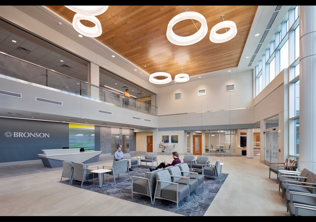 Bronson South Haven Hospital- Lobby