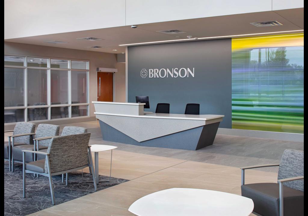 Bronson South Haven Hospital- Reception